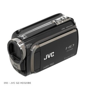 JVC GZ-HD320BE