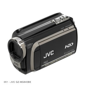 JVC GZ-MG840BE