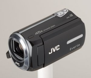 JVC Everio GZ-MS210