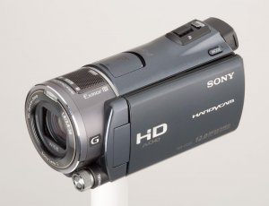Sony HDR-CX550VE /B