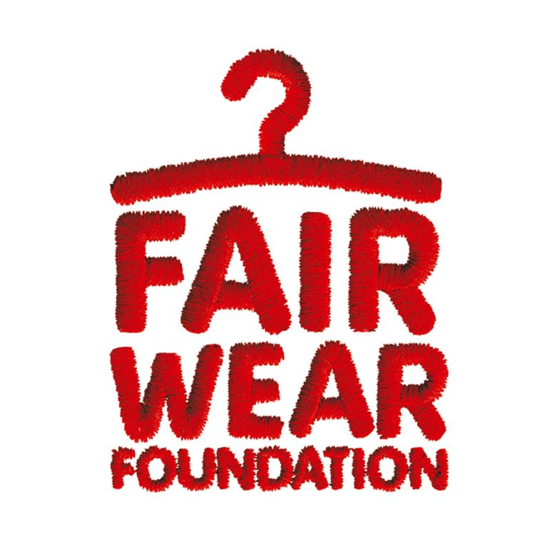Fair Wear Foundation certifikace logo