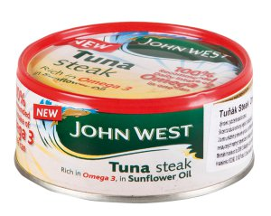 John West tuňák steak