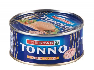 Interspar Despar / Tonno all'olio di oliva