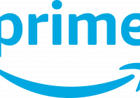 Logo služby Amazon Prime.