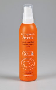 Avène  Eau Thermale Spray protection 20