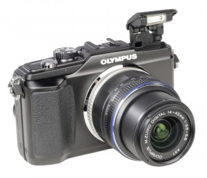 Olympus Pen E-PL2 Kit + 14-42 mm II MSC