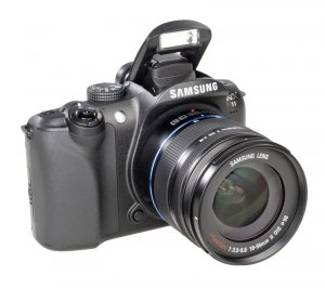 Samsung NX11 Kit + 18-55mm OIS