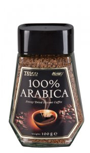 Tesco 100% Arabica