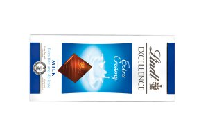 Lindt  Excellence Extra Creamy Milk