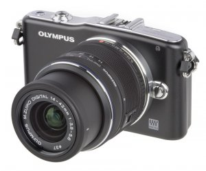 Olympus Pen mini E-PM1 Kit + 14-42 mm II R MSC
