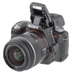 Sony alpha 35 Kit + 18-55mm DT SAM SAL1855