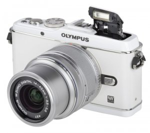 Olympus Pen E-P3 Kit + 14-42 mm II R MSC