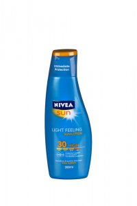 Nivea Sun Light Feeling Sun Lotion