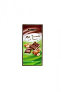Tesco Reylands Milk Chocolate with Peanuts