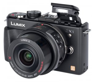 Panasonic Lumix DMC-GX1X Kit + G X Vario PZ 14-42 mm