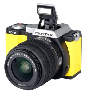 Pentax K-01 Kit + smc DAL 18-55mm AL