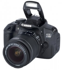 Canon EOS 650D Kit + Canon EF-S 18-55mm IS