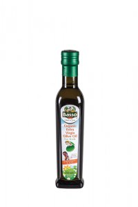 Basso Organic Extra Virgin Olive Oil for Kids