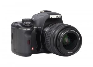 Pentax K-x Kit + smc DAL 18-55mm AL