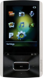 Philips GoGear Ariaz MP4 Player
