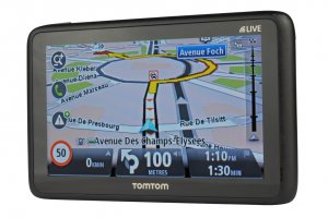 TomTom Go 1005 LIVE HDT Europe Lifetime