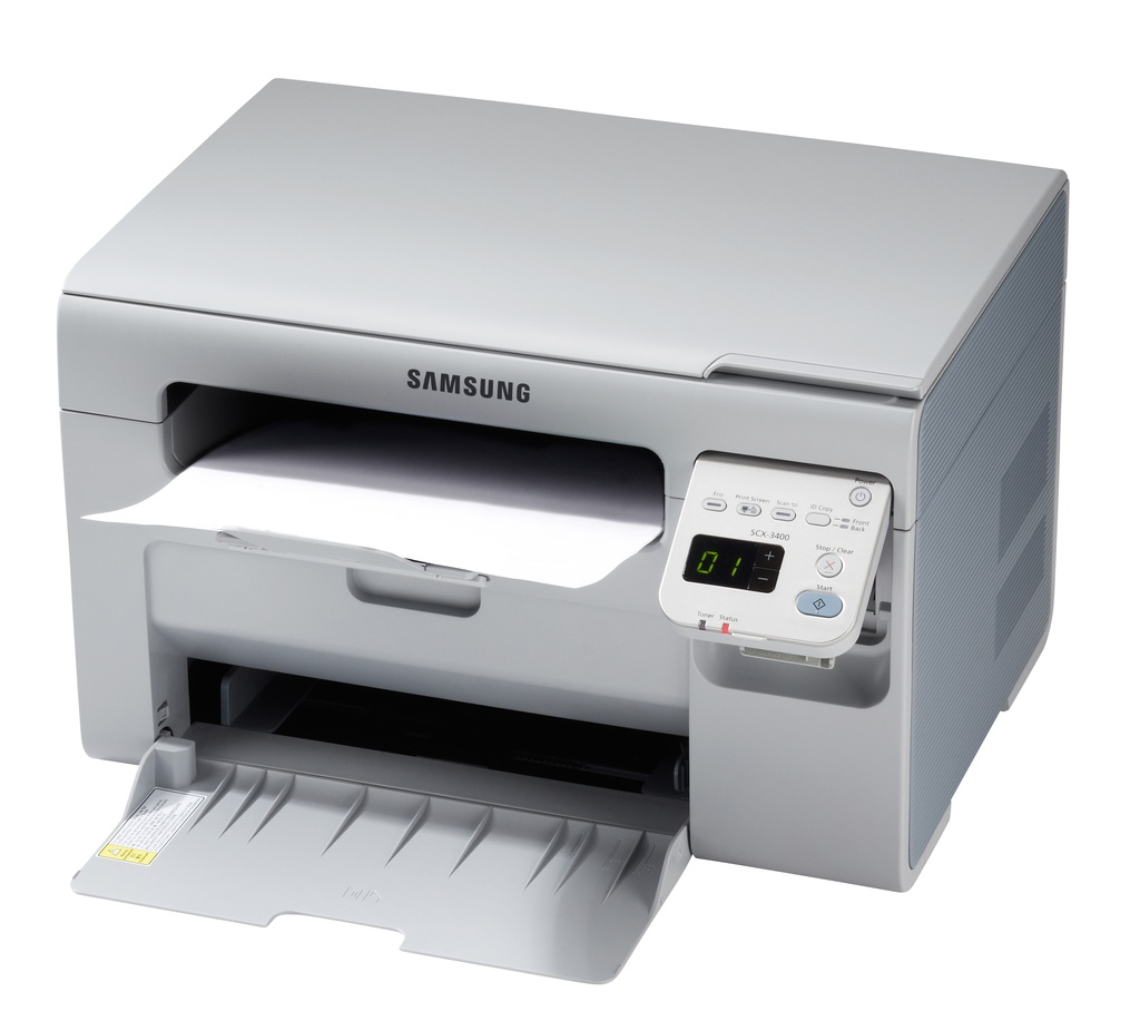 Samsung Scx-3400 All-in-one Laser Printer Driver