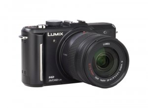 Panasonic Lumix DMC-GF1K Kit + G Vario 14-45mm