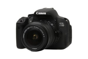 Canon EOS 650D Kit + Canon EF-S 18-55mm IS II
