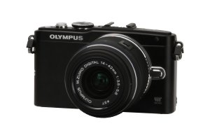Olympus Pen Lite E-PL5 Standard Kit with 14-42 II R