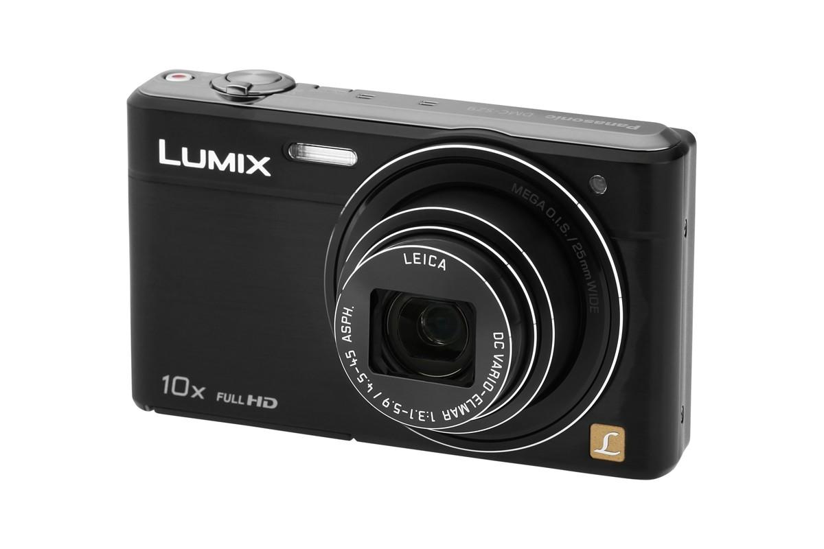 dTest: Panasonic Lumix DMC-SZ9