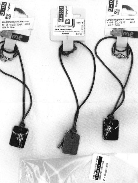 dTest  kožený náhrdelník - nebezpečné výrobky 87469adc266