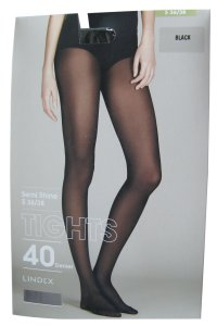 Lindex Tights Semi Shine