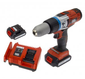 Black&Decker EGBHP148BK