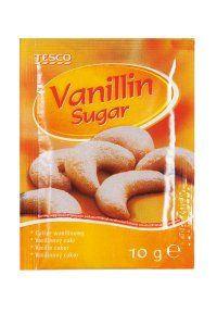 Tesco Vanillin sugar