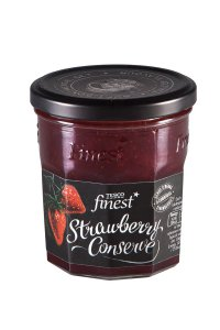 Tesco Finest Strawberry Conserve