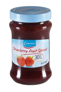 Lidl / Linessa Strawberry Fruit Spread 30%