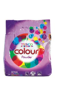 Tesco Colour Powder