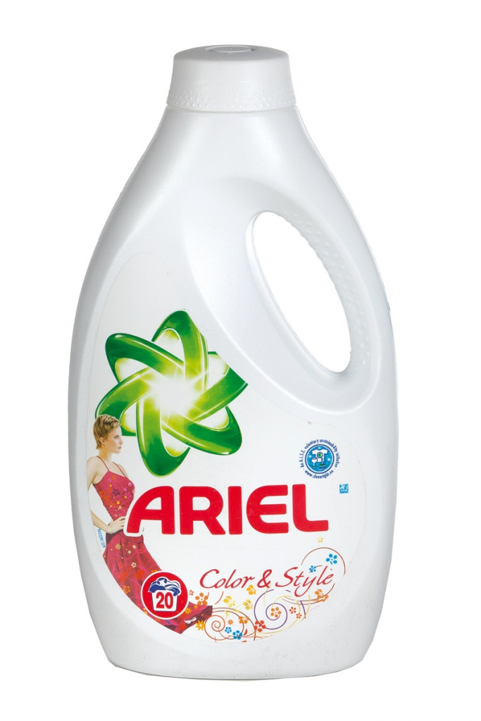 Ariel Color & Style