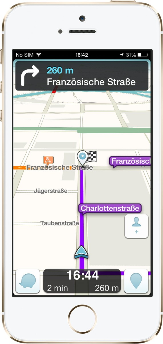 Waze for iOS