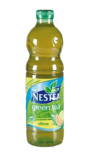Nestea green tea citrus