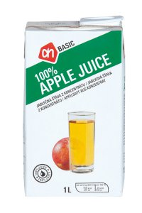 Albert / ah Basic 100% Apple Juice
