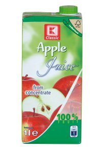 Kaufland / K-Classic Apple Juice from concentrate