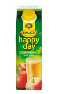 Rauch happy day 100% Apfel