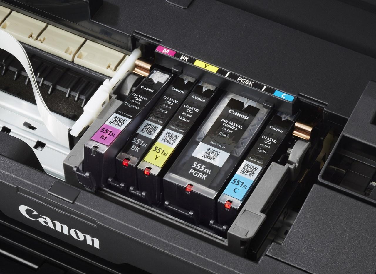 dTest: Canon Pixma iX6850