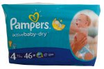 Pampers active baby-dry