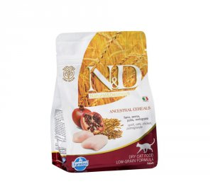 N&D Natural & Delicious Adult Chicken & Pomegranate