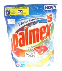 Palmex 5 Color Active Caps
