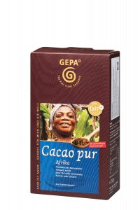 Gepa Cacao Pur Afrika