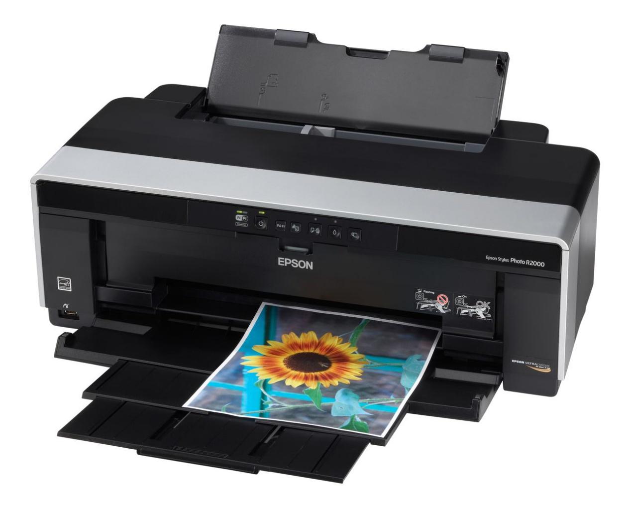 новые драйверы для принтера epson r2000