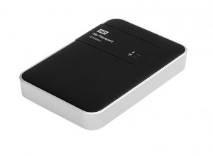 Western Digital My Passport Wireless 500GB